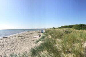 Stranden i Krannitse her skal måske snart staves med z.