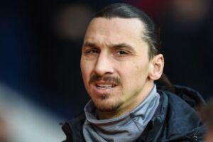 Zlatan Ibrahimovic tager nu til USA.