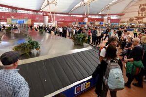 Arkivfoto: Billede af lufthavnen i Sharm el-Sheikh.