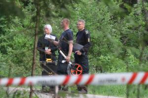 Nordsjællands Politi jagter en dansk udseende mand, der menes at have voldtaget en 33-årig kvinde i Hornbæk Plantage torsdag eftermiddag. Scanpix/Mathias Øgendal