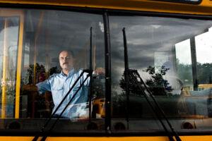 Arriva har aldrig oplevet af en fastende buschauffør under den muslimske ramadan har været involveret i en trafikulykke. Udlændinge- og integrationsminister Inger Støjberg (V) opfordrer i et debatindlæg i dagens BT dastende muslimner til at holde ferie. Hun mener, at det kan være direkte 'farligt', hvis en fastende muslim fører en bus. Foto: Arkivfoto/Scanpix