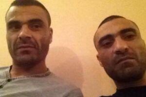 To toneangivende medlemmer af Daabas-klanen. Tv: Houssam Daabas, præsident for United Tribuns Forever. Sidder for tiden varetægtsfængslet, sigtet for besiddelse af 42 kilo hash. Th: Mohammed Daabas, præsident for Black Army.