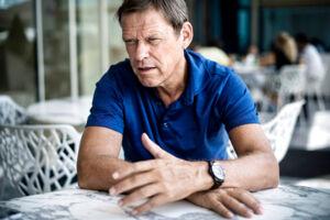 Frank Arnesen kritiserer DBU for ikke at have strukturen på plads. (Foto: Niels Ahlmann Olesen/Scanpix 2016)