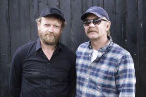 Casper Christensen og Frank Hvam.