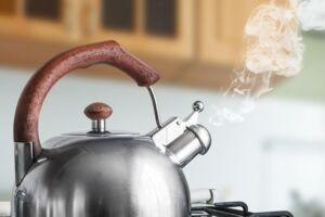 Du må aldrig koge vandet to gange! Det siger en af englands førende te-eksperter William Gorman