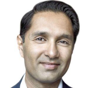 Imran Rashid, læge og forfatter
