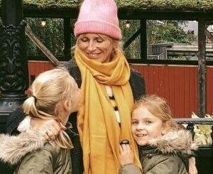 867a4b4cd10 B.T. serie: Insta-mødre | 77.000 følger Louise på Instagram: 'Pigerne har  altid været en del af det'