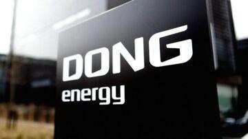 Dong Energy. På dansk er der ingen problemer med navnet, men det er der på engelsk.