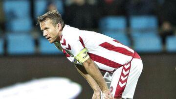 AaB er uden Rasmus Würtz i eftermiddagens Superliga-kamp mod Viborg FF.