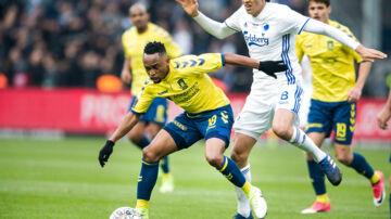 Brøndby har stadig forhåbninger om at forlænge aftalen med midtbaneprofilen Lebogang Phiri, der ellers har fået et kontrakttilbud fra New York City FC.