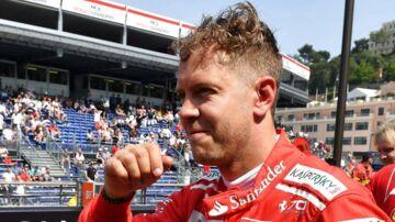 Sebastian Vettel fører den samlede VM-stilling.