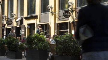 Hvids Vinstue og Skindbuksen på Lille Kongensgade ved Kongens Nytorv er havnet i en bitter krig med en ejendomsinvestor.