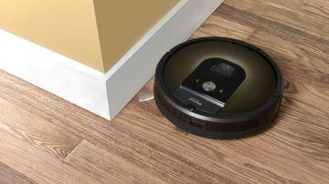 Sød og sjov ser den ud, når den kører rundt og gør rent, men robotstøvsugeren kortlægger samtidig dit hjem - og nu overvejer firmaet bag at sælge oplysningerne til IT-giganterne. Arkivfoto: iRobot/Scanpix