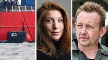 Peter Madsen står sigtet for uagtsomt manddrab på den svenske journalist Kim Wall.