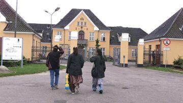 Afviste asylansøgere nægter at rejse hjem - - - - - RB Plus. Arkivfoto: Sandholm.