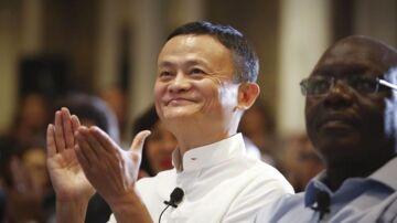 Den kinesiske milliardær og Alibaba-CEO, Jack Ma. EPA/DAI KUROKAWA