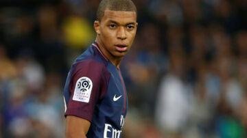 PSG-stjernen Kylian Mbappe er kåret til årets Golden Boy. Reuters/Philippe Laurenson