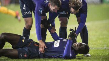 Paul Onuachu har indtil videre scoret ni Superliga-mål i denne sæon.