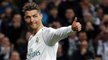 Soccer Football - La Liga Santander - Real Madrid vs Girona - Santiago Bernabeu, Madrid, Spain - March 18, 2018 Real Madrid's Cristiano Ronaldo REUTERS/Sergio Perez