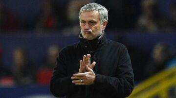 Manchester Uniteds manager, José Mourinho, er en svær mand at gøre tilfreds.