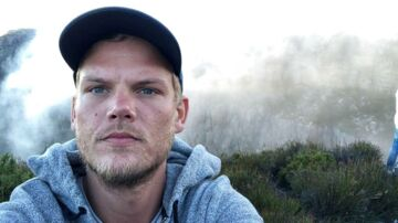Tim Bergling bedre kendt som stjernen Avicii.