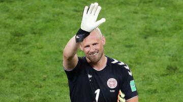 Kasper Schmeichel hyldes over hele verden.