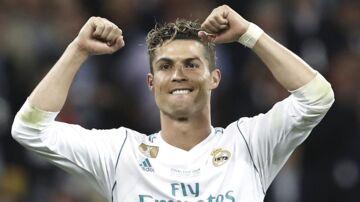 Cristian Ronaldo fortsætter karrieren i Juventus.