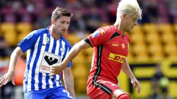 Mathias Jensen, FC Nordsjælland