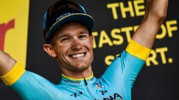 Magnus Cort vandt søndag den 15. etape af årets Tour de France.