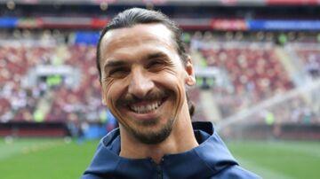 Zlatan Ibrahimovic bliver kritiseret efter sin udtalelse om, at han ikke vil spille på kunstgræs.