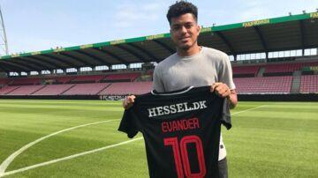 FC Midtjylland har onsdag præsenteret en ny spiller på en lejeaftale.