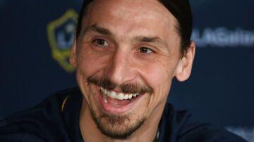 Zlatan Ibrahimovic har skrevet personlig historie.