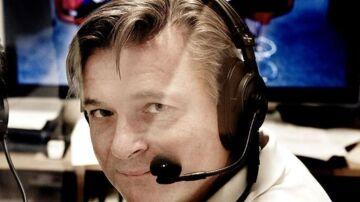 Michael Mortensen har tidligere trænet Caroline Wozniacki. Nu er han tenniskommentator på tv-kanalen Eurosport.
