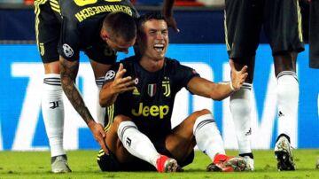Cristiano Ronaldo kan muligvis se frem til en længere karantæne. UEFA oplyser, at man vil se nærmere på sagen den 27. september.
