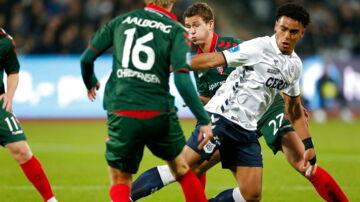 Superligakamp mellem AGF og AaB på Ceres Park i Aarhus, søndag den 21. oktober 2018.