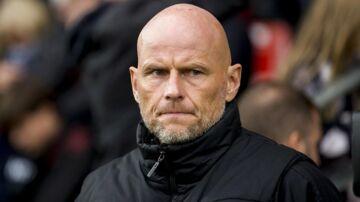 Ståle Solbakken er imponeret over Vejles spillestil.