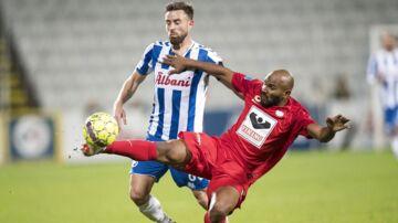 Der opstod tumult mellem OB- og Esbjerg-fans efter gårsdagens kamp mellem de to klubber.