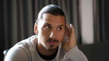 LOS ANGELES 20181105 Intervju med med Zlatan Ibrahimovic på Sixty Hotels i Los Angeles. Foto Elisa Ferrari / TT kod 200. (Foto: 200 Elisa Ferrari/TT/Ritzau Scanpix)