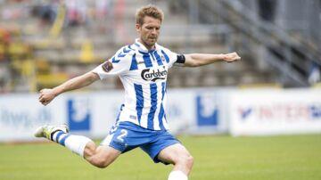 Kenneth Emil Petersen stopper professionel fodboldspiller. (Foto: Claus Fisker/Scanpix 2018)