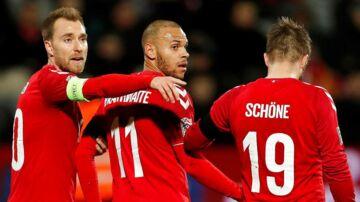 Danmark er i andet seedningslag til EM-kvalifikationen.