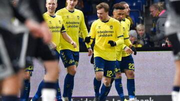 Superliga - Brøndby IF vs. Vendsyssel FF på Brøndby Stadion, søndag den 16. december 2018. Anders Kjærbye - Ritzau Scanpix. (Foto: Anders Kjærbye/ Ritzau Scanpix/Ritzau Scanpix)