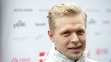 Kevin Magnussens chefenginiør afslører i detaljer, hvor Kevin Magnussen skal forbedre sig. (Jerome Miron-USA TODAY Sports)
