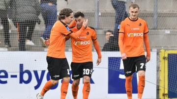 Randers FC slår OB på udebane efter flot comeback