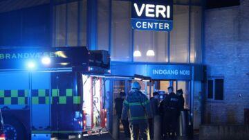 Politiet søger vidner efter mulig påsat brand i indkøbscenter