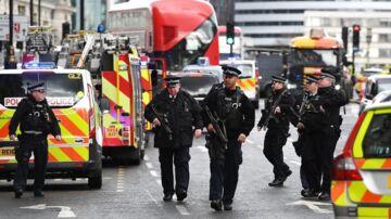 To ottendeklasser oplevede onsdagens angreb i London på nært hold.