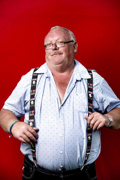 Jørgen Lorentzen, 62, førtidspensionist