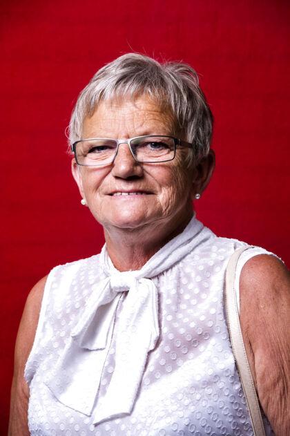 Susanne Herlyng, 62, efterlønner.