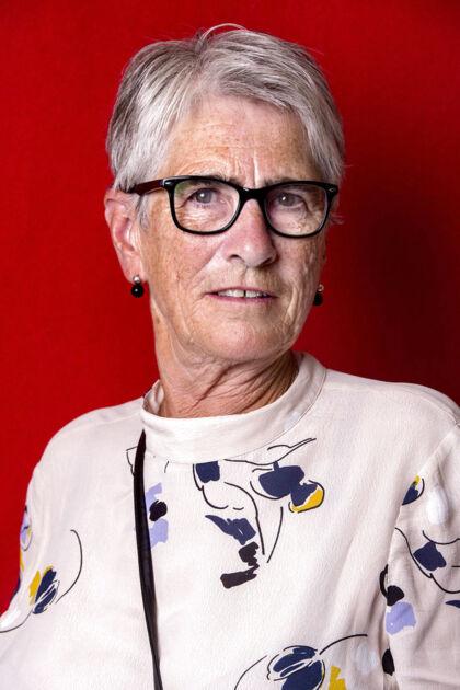 Inge Hansen, 65, pensionist.