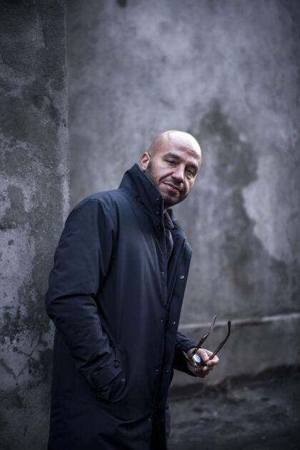 Dar Salim, dansk skuespiller som blandt andet har medvirket i Borgen og Game of Thrones. Han er aktuel i filmen Underverden, som har premiere i 2017.