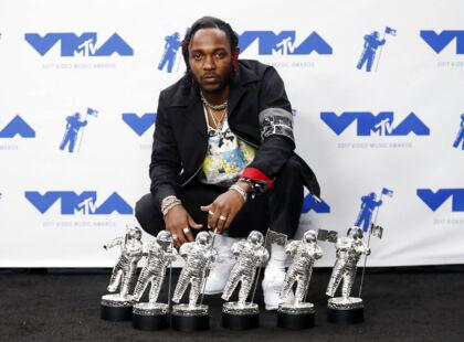 Kendrick Lamar hader at blive fotograferet.